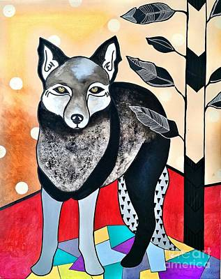Painting - Dog by Amy Sorrell