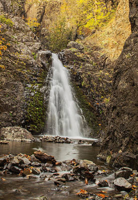 Photograph - Dog Creek Falls by Angie Vogel
