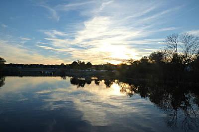 Keith Richards - Dog n Suds Sunset by Scott Ward