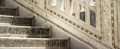 Photograph - Doge Palace Steps by Vicki Hone Smith