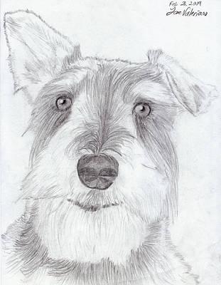 Doggie Art Print