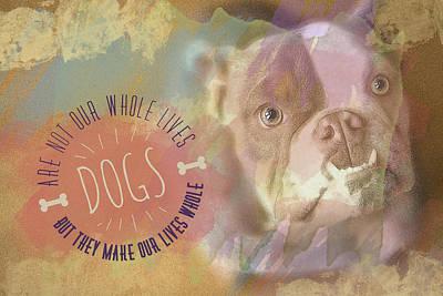 Photograph - Dogs by Joye Ardyn Durham