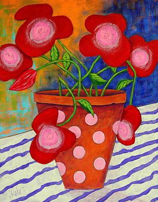 Painting - Doin' The Polka by John Blake
