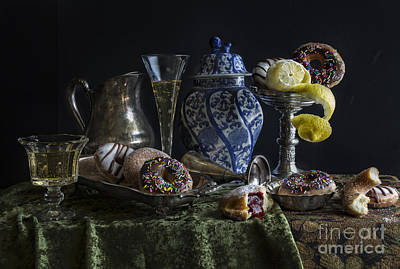 Photograph - Dolce Vita 1 by Elena Nosyreva