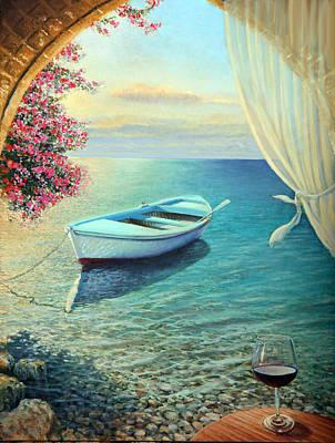 Painting - Dolce Vita by Miki Karni