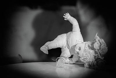 Photograph - Doll #3124 by Andrey Godyaykin