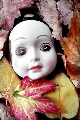 Doll Art Print