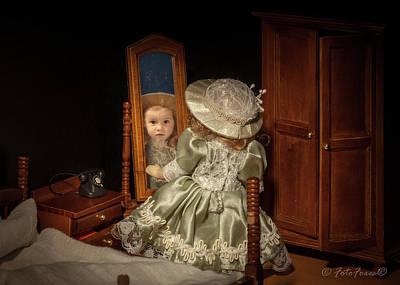 Photograph - Doll House by Alexander Fedin
