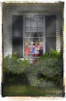 Photograph - Doll House by Craig J Satterlee