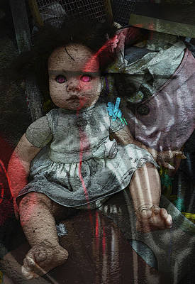 Photograph - Doll W II by Char Szabo-Perricelli