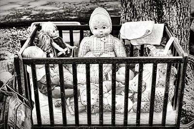 Photograph - Dollies by Patricia Montgomery
