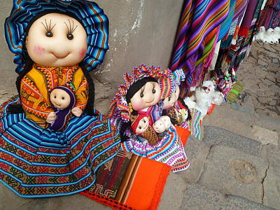 Toy Shop Photograph - Dolls by Charlotte Talwar