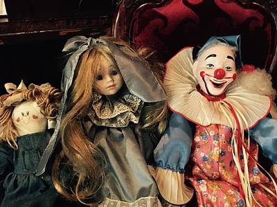 cassadaga photograph dolls by kendall tabor - Cassadaga Halloween