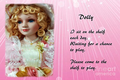 Photograph - Dolly by Geraldine DeBoer