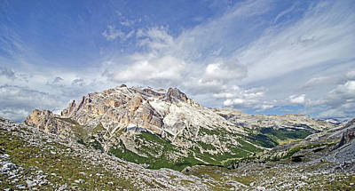 Photograph - Dolomiti by Angie Schutt