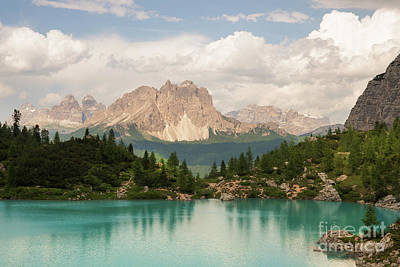 Photograph - Dolomiti View I by Yuri Santin