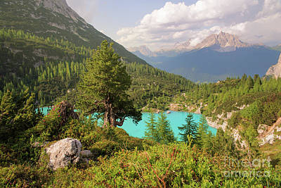 Photograph - Dolomiti View by Yuri Santin