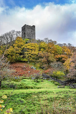 Photograph - Dolwyddelan Castle by Adrian Evans