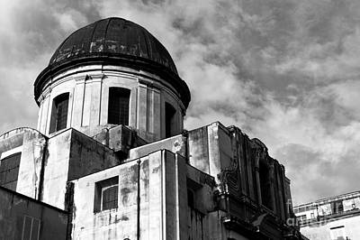 Photograph - Dome In Napoli by John Rizzuto