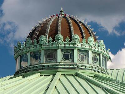 Dome On The Asbury Park Casino Art Print