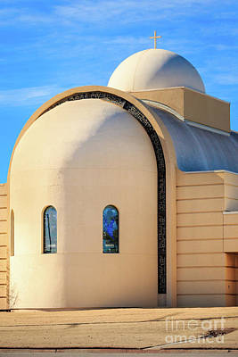 Photograph - Domed Church by Richard Smith