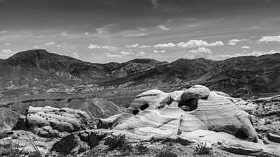 Desert Dome Photograph - Domelands by Joseph Smith