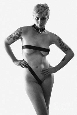Photograph - Dominatrix by Robert WK Clark