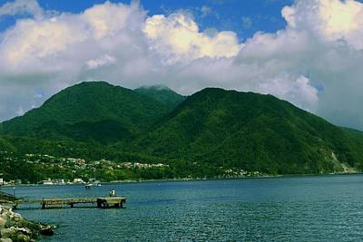 Photograph - Dominica by Gary Wonning