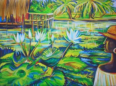 Dominicana Art Print by Anna  Duyunova
