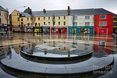 Eire Photograph - Dominick Street, Tralee by Nichola Denny