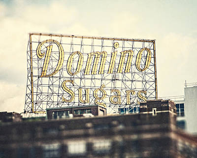 Lisa Russo Photograph - Domino Sugar by Lisa Russo