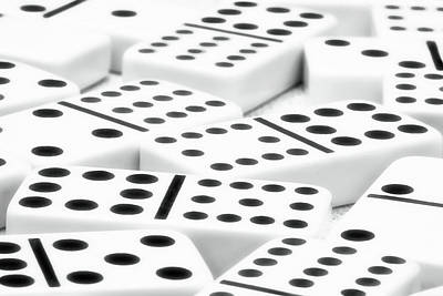 Competition Photograph - Dominoes II by Tom Mc Nemar