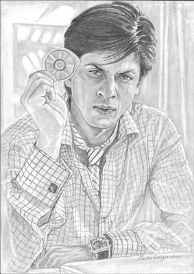 Don Always Has The Upper Hand Art Print by Linda Prediger