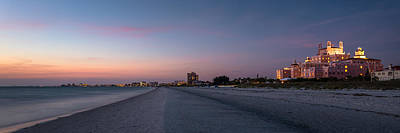 St. Pete Beach Photograph - Don At Dusk by Clay Townsend