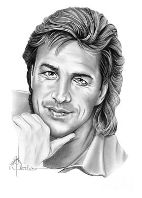 Don Johnson Original by Murphy Elliott