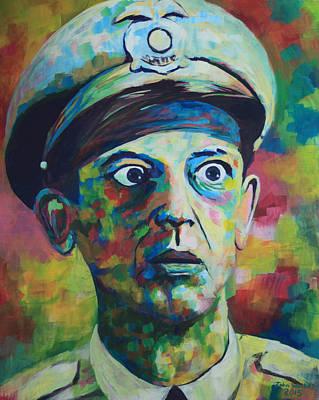 Don Knotts Art Print