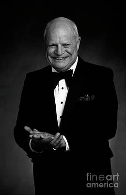 Photograph - Don Rickles - Courtesy Wma by Mr Don Rickles