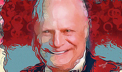 Digital Art - Don Rickles by Ted Azriel