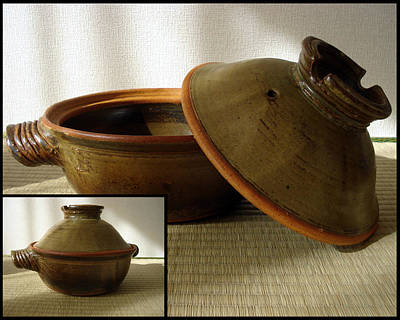 Japanese Ceramics Ceramic Art - Donabe by Paul Richardson