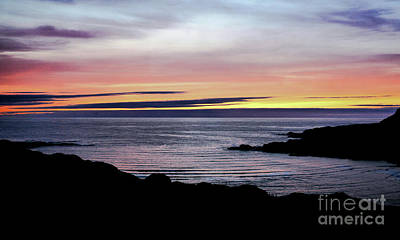 Photograph - Donegal Sunset Over The Atlantic by Lexa Harpell