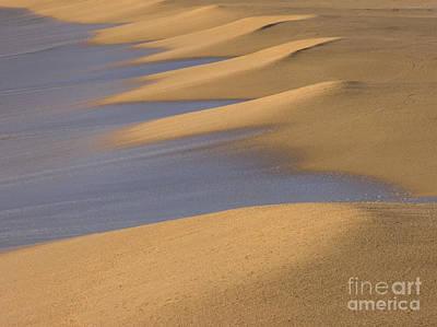 Blend Photograph - Donkey Beach by Greg Vaughn - Printscapes