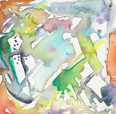 Painting - Donna Duchamp by Joe Michelli
