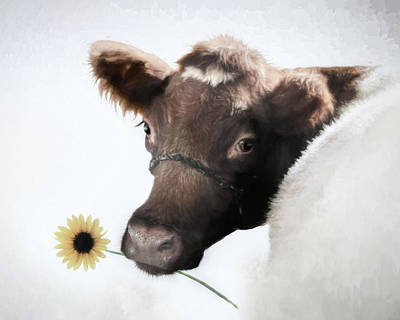 Photograph - Don't Eat The Flowers by Lori Deiter