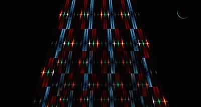 Digital Art - Don't Follow The Lights by Geoff Simmonds