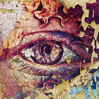 Digital Art - Don't Forget Me by Rhonda Barrett