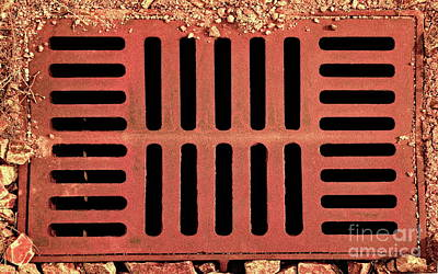 Photograph - Don't Forget The Drains by Tim Richards