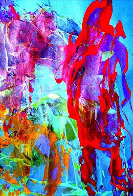 Dont Look Back Art Print by Bruce Combs - REACH BEYOND