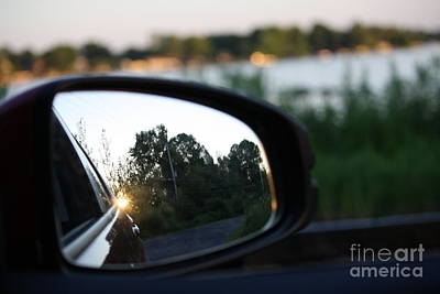 Photograph - Don't Look Back by Mary-Lee Sanders