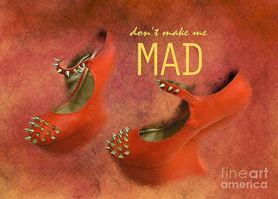 Photograph - Don't Make Me Mad by Renee Trenholm
