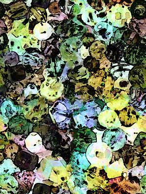 Digital Art - Doodads by Leslie Montgomery